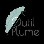 logo outil plume graphiste freelance chambéry grenoble