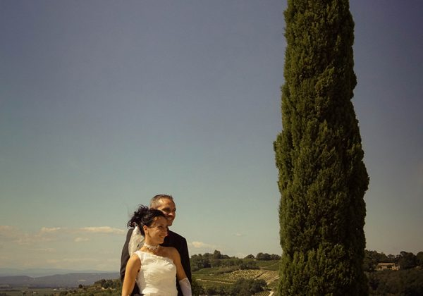 Shooting Photo Mariage Dorothée&Nicolas Vaucluse