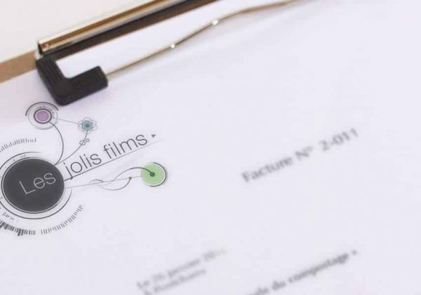 Logo production de film Les Jolis Films