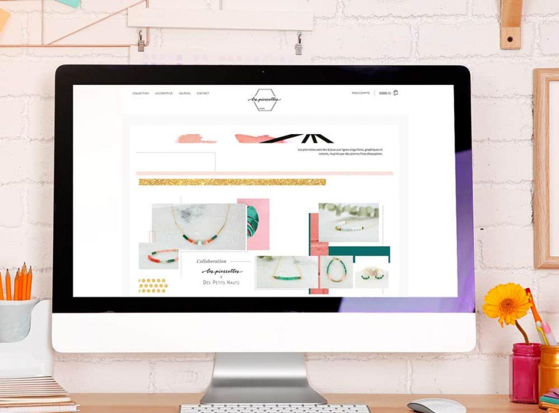 Design graphique site web freelance savoie isère