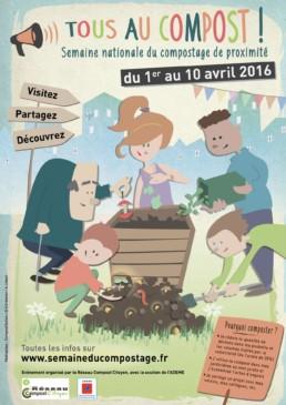 création graphique affiche association Chambéry en Savoie