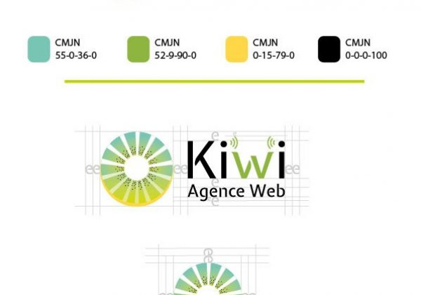 Logo agence web en Lausanne